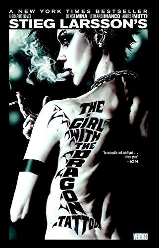 9781401242862: Girl with the Dragon Tattoo TP (Vertigo)