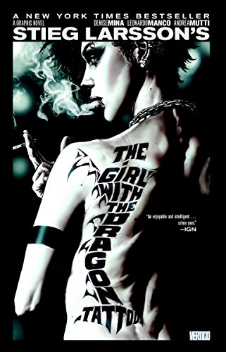 9781401242862: The Girl with the Dragon Tattoo (Vertigo)