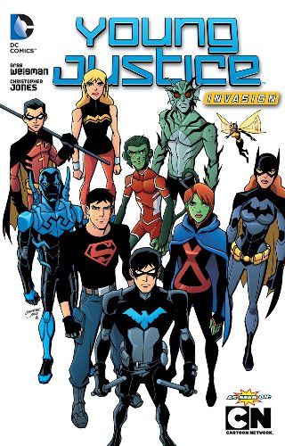 Young Justice Vol. 4: Invasion (DC Comics: Young Justice): Weisman, Greg; Hopps, Kevin