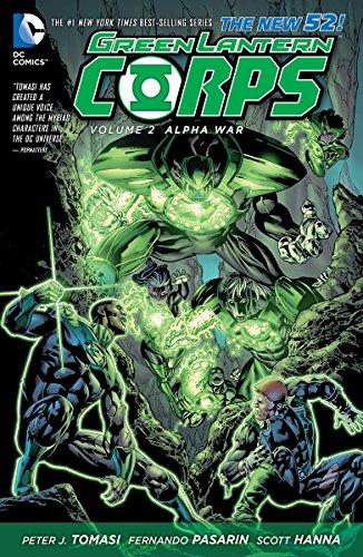 9781401242947: Green Lantern Corps Volume 2: Alpha War TP (The New 52) (Green Lantern (Graphic Novels))
