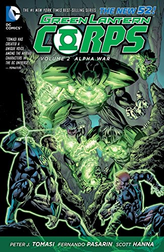 9781401242947: Green Lantern Corps Vol. 2: Alpha War (The New 52)