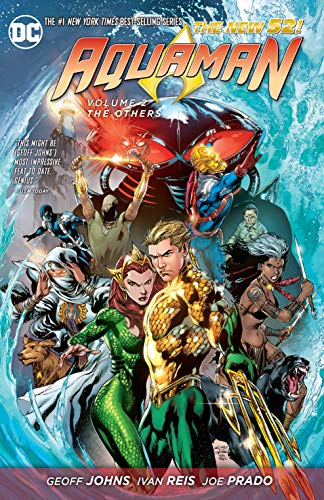 AQUAMAN 02 THE OTHERS THE NEW 52