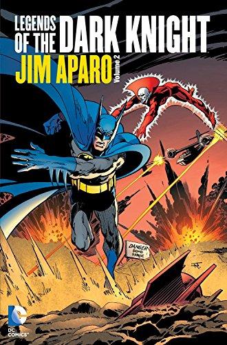 9781401242961: Legends of the Dark Knight Jim Aparo Volume 2 HC (Batman)