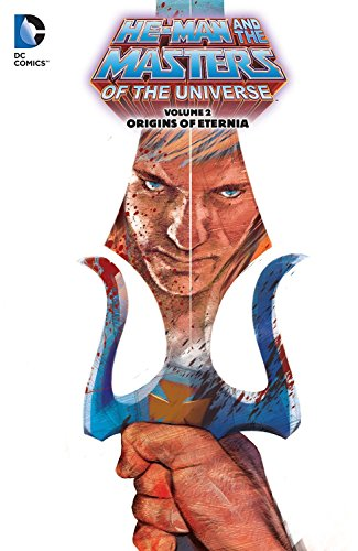 9781401243128: Masters of the Universe Volume 2: Origins of Eternia TP (He-Man and the Masters of the Universe)