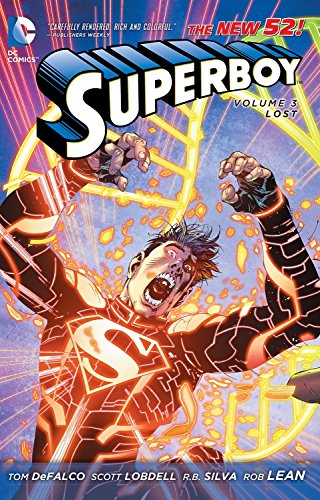 9781401243173: Superboy Vol. 3: Lost (The New 52)