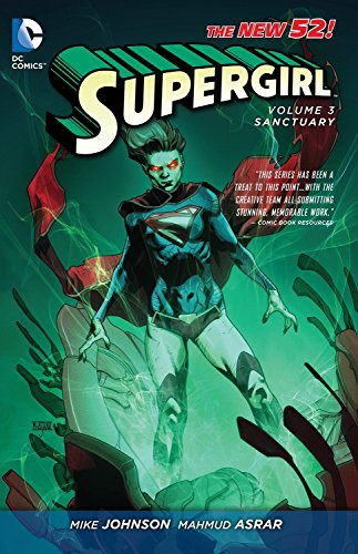 9781401243180: Supergirl Volume 3: Sanctuary TP (The New 52)