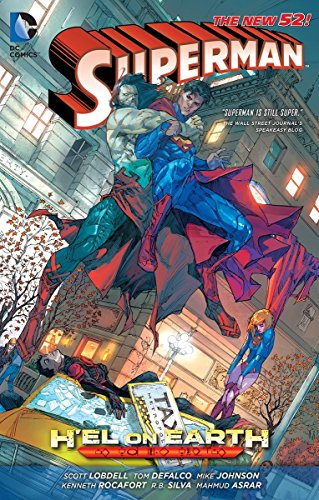 9781401243197: Superman: H'El on Earth HC (The New 52) (Superman (DC Comics))