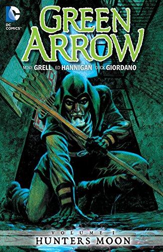 9781401243265: Green Arrow Vol. 1: Hunters Moon