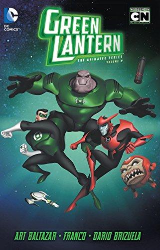 Green Lantern: The Animated Series Vol. 2: Art Baltazar; Franco; Ivan Cohen
