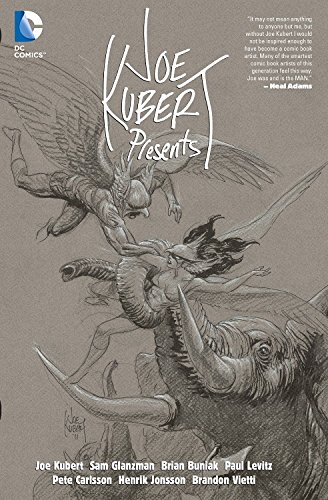 9781401243302: Joe Kubert Presents