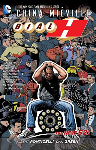 9781401243838: Dial H Vol. 2: Exchange (The New 52)