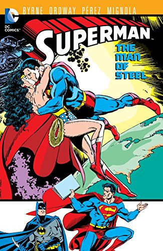 9781401243913: Superman: Man of Steel Volume 8