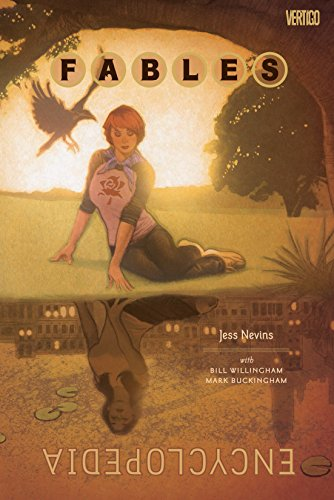 Fables Encyclopedia (Hardcover): Jess Nevins