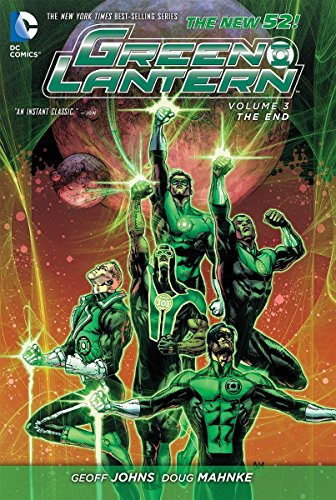 9781401244088: Green Lantern Volume 3: The End HC (The New 52)