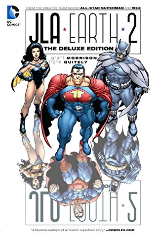 9781401244101: JLA Earth 2 Deluxe Edition