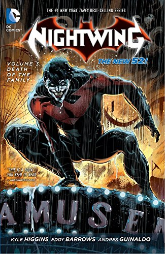 9781401244132: Nightwing Vol. 3: Death of the Family (The New 52)
