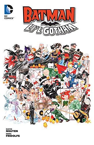 Batman Li l Gotham Volume 1 TP (Paperback)