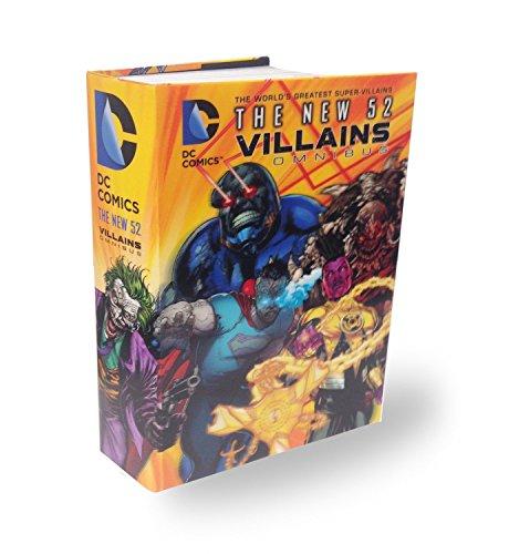 DC New 52 Villains Omnibus (The New 52) (Hardback): Various