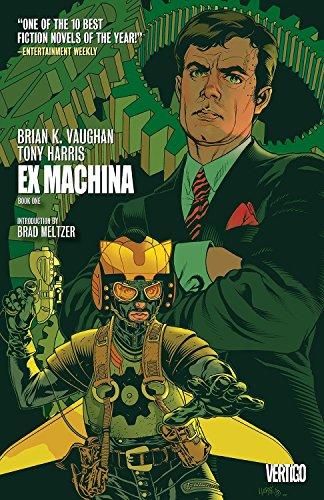 9781401244989: Ex Machina Book One