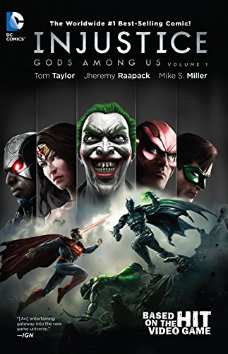 9781401245009: Injustice: Gods Among Us Vol. 1