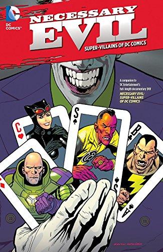 9781401245030: Necessary Evil: Super-Villains of DC Comics