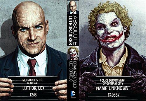 9781401245047: Absolute Joker Luthor HC