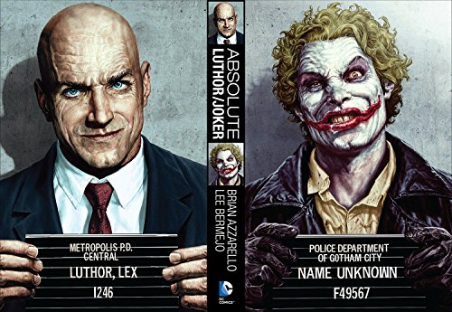 9781401245047: Absolute Joker/Luthor