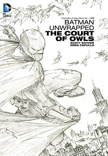9781401245078: Batman Unwrapped: The Court of Owls
