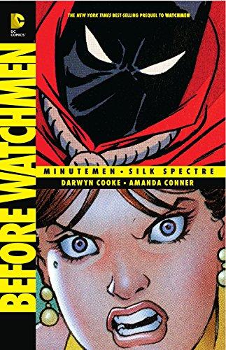 9781401245122: Before Watchmen: Minutemen/Silk Spectre