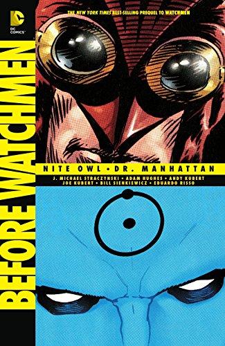 9781401245146: Before Watchmen: Nite Owl/Dr. Manhattan