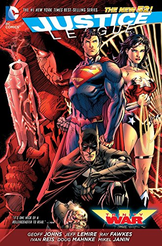 9781401245191: Justice League: Trinity War (The New 52) (Jla (Justice League of America))
