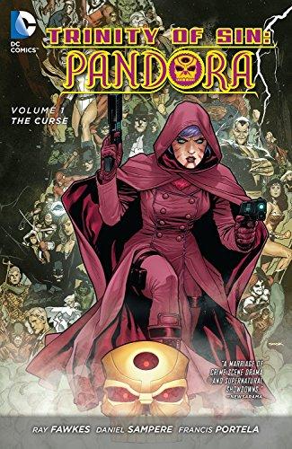 9781401245245: Trinity of Sin - Pandora Vol. 1: The Curse (The New 52)