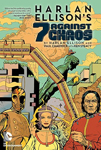9781401245559: Harlan Ellison's 7 Against Chaos TP