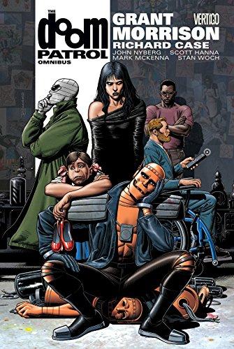 The Doom Patrol Omnibus: Morrison, Grant