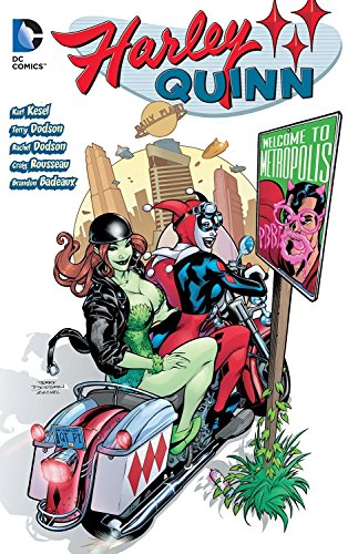 9781401245955: Harley Quinn: Welcome to Metropolis