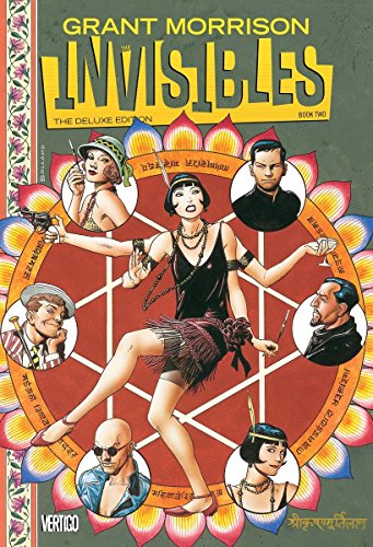 9781401245993: The Invisibles Book Two Deluxe Edition