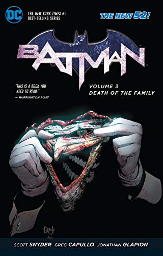 9781401246020: Batman Vol. 3: Death of the Family (The New 52)-