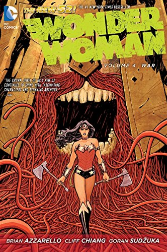 9781401246082: Wonder Woman Volume 4: War HC (The New 52) (Wonder Woman (DC Comics Numbered))