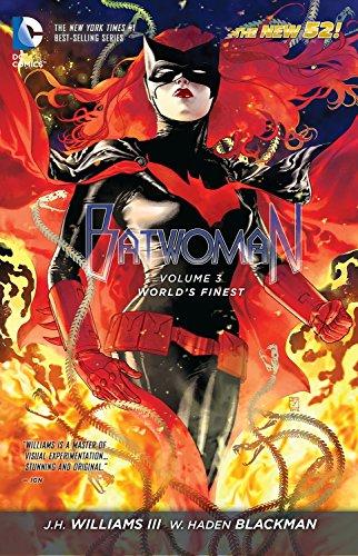9781401246105: Batwoman Vol. 3: World's Finest (The New 52)