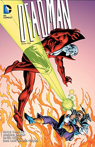 9781401246112: Deadman Book Five