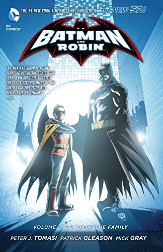 9781401246174: Batman and Robin, Vol. 3: Death of the Family (The New 52)