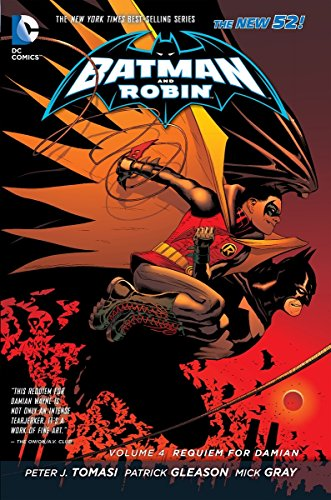 9781401246181: Batman and Robin Vol. 4: Requiem for Damian (The New 52)
