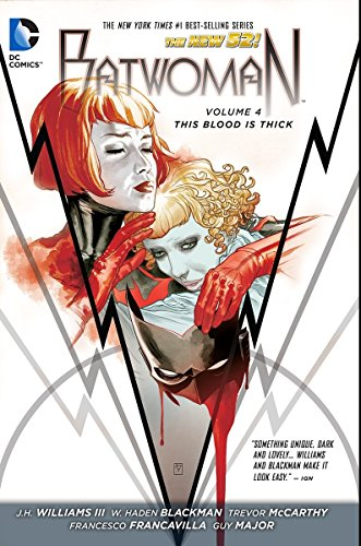 9781401246211: Batwoman Volume 4: This Blood is Thick HC (The New 52)