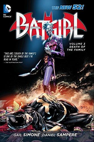 9781401246280: Batgirl Vol. 3: Death of the Family (The New 52) (Batgirl (DC Comics Quality Paper))