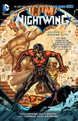 9781401246303: Nightwing Vol. 4: Second City (The New 52) (Nightwing (Numbered))
