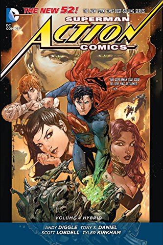 9781401246327: Superman: Action Comics Vol. 4: Hybrid (The New 52)
