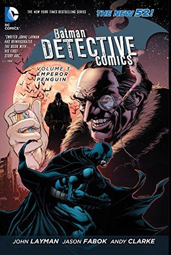 9781401246341: Batman: Detective Comics Vol. 3: Emperor Penguin (The New 52) (Batman: The New 52)