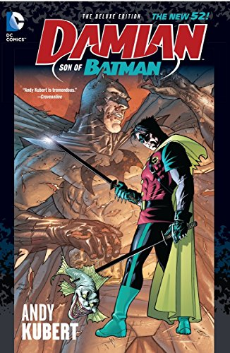 9781401246426: Damian: Son of Batman Deluxe Edition