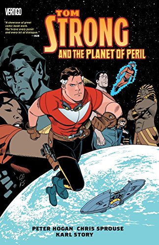 9781401246457: Tom Strong and the Planet of Peril