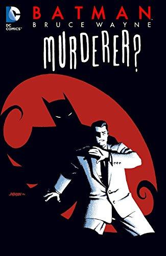 9781401246839: Batman: Bruce Wayne  Murderer TP (New Edition)